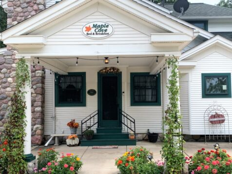 Our History, Maple Cove B&B